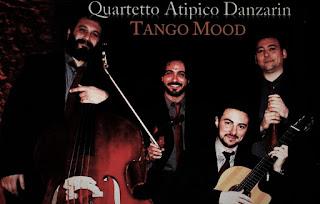 LA MUSICA DELLA TRADIZIONE TANGUERA AL CASTELLO RUFO RUFFO CON IL QUARTETTO ATIPICO DANZARIN