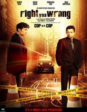 Right Yaaa Wrong (2010) DVDRip 480p