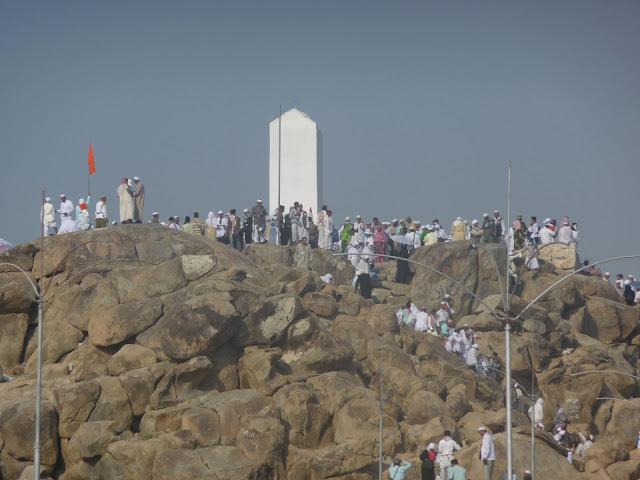 Jabal Rahmah, Tempat Paling Mustajabah Untuk Berdo'a