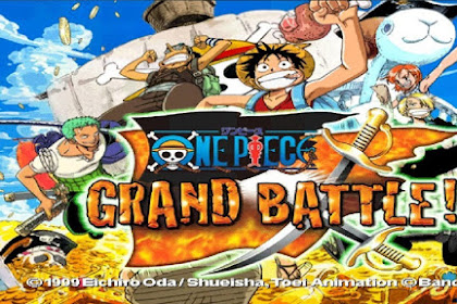 Download Game One Piece Grand Battle for Computer PC or Laptop