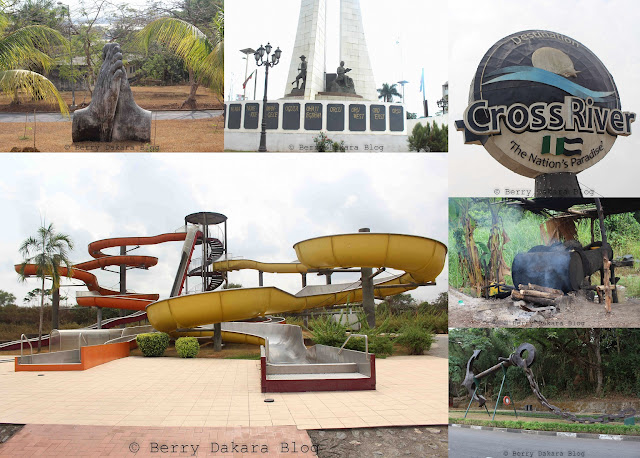 berry dakara, travel, nigeria, tourist, owerri, calabar, road trip