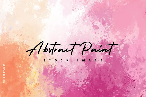 Free Download Abstract Paint Background DEMO - JPG File