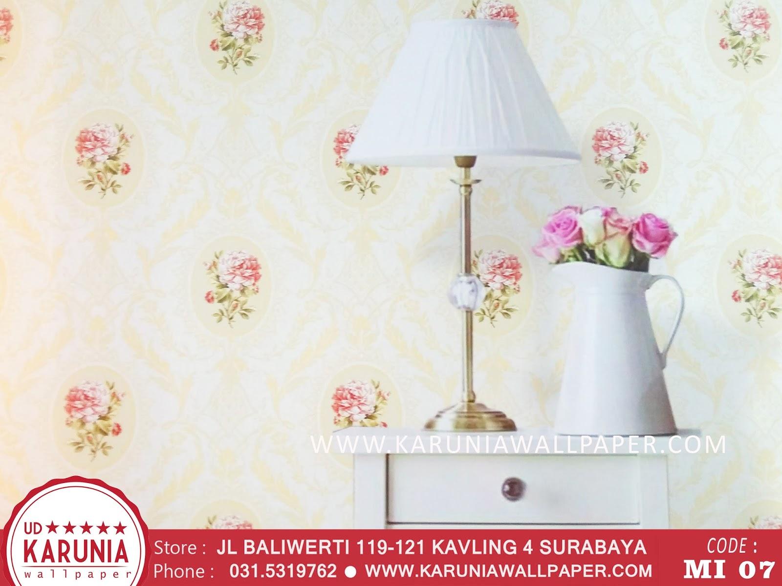 wallpaper dinding bunga bunga