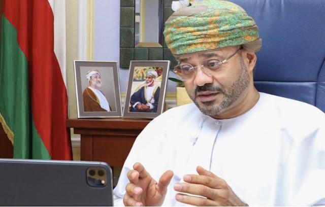 بدر البوسعيدي، بدر البوسعيدي وزير خارجية عمان الجديد،وزير خارجية عمان الجديد،يوسف بن علوي