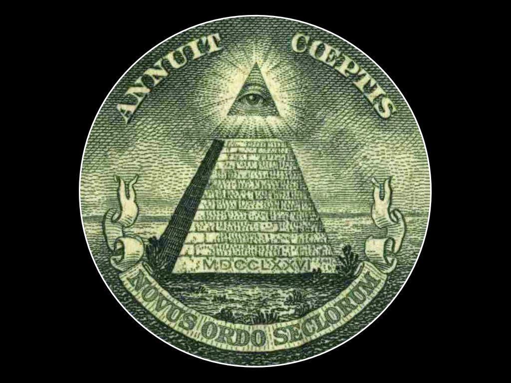 Misterios Fantasticos Simbologia Illuminati E Seus Significados