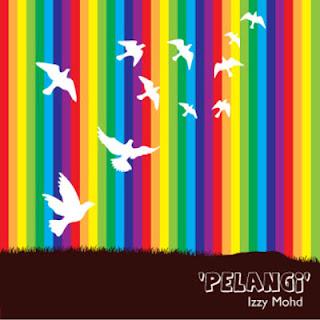 Lirik Lagu Izzy Mohd - Pelangi (OST Pelangi Cinta)