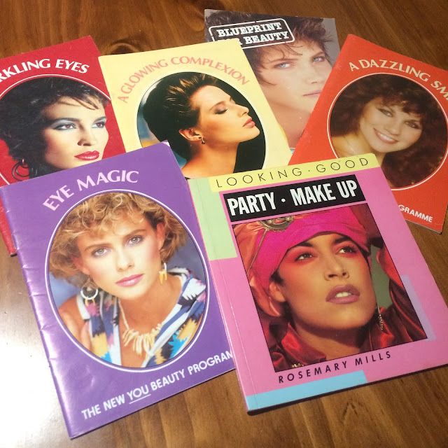 80s makeup books | Almost Posh