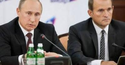 Росія назвала Медведчука основним переговірником з обміну ув'язненими
