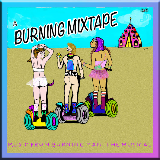 A Burning Mixtape coming out August 22!