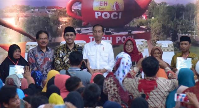 Setelah Sontoloyo, Jokowi Sebut Politik Genderuwo, Sindir Siapa?