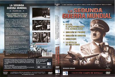 Carátula - Colección Campo de Batalla - DVD 1