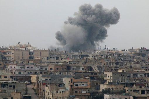 Gobierno sirio desmiente ataque químico en Idleb