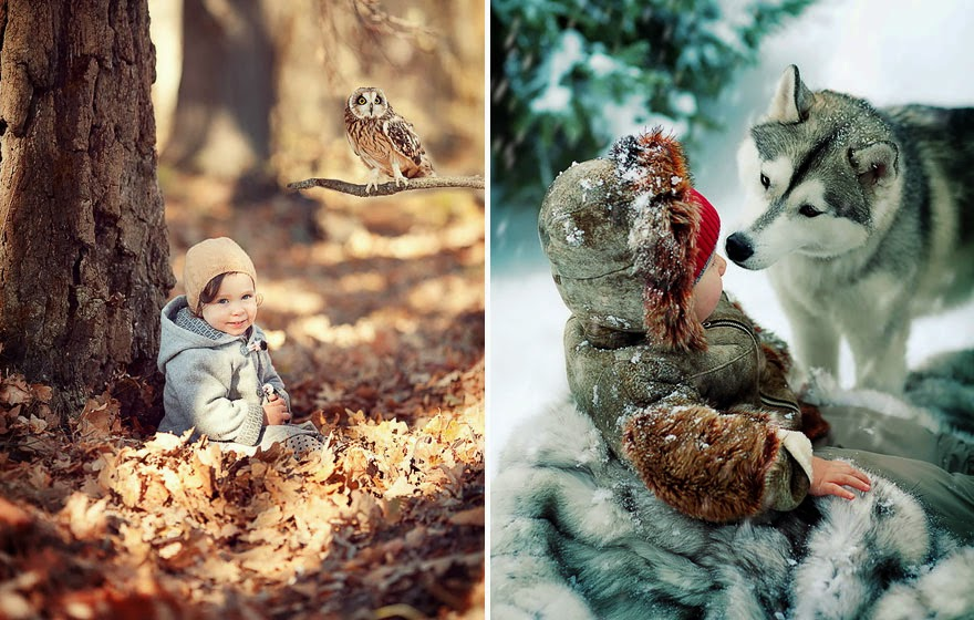 Elena Karneeva baby photography