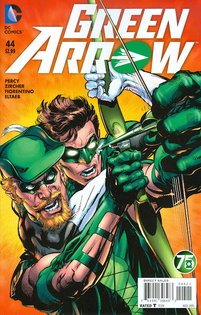 Giant-Size Geek: Neal Adams Green Arrow 44 variant cover