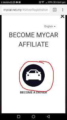register mycar