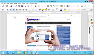 LibreOffice 5.3.1 Final Terbaru