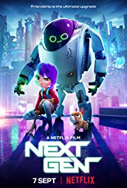 Robot 7723 / La nueva generación (2018) Online latino hd