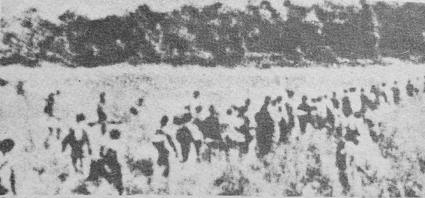 Gambaran Long March Divisi Siliwangi