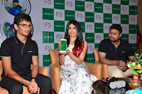 Bollywood Actress Adah Sharma Pos in White Printed Short Dress at OPPO F3 Plus Selfie Expert Mobile Launch .COM 0061.jpg
