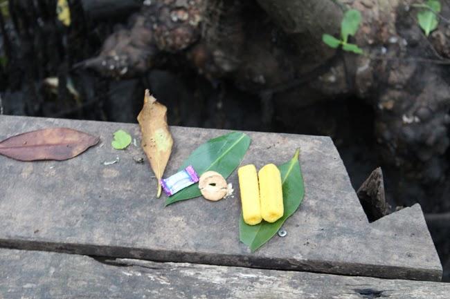 Las ofrendas de Bali
