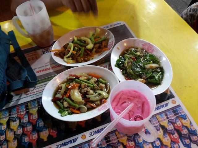 Wakaf Che Yeh Pasar Malam Havoc di Kelantan Yang Wajib Pergi