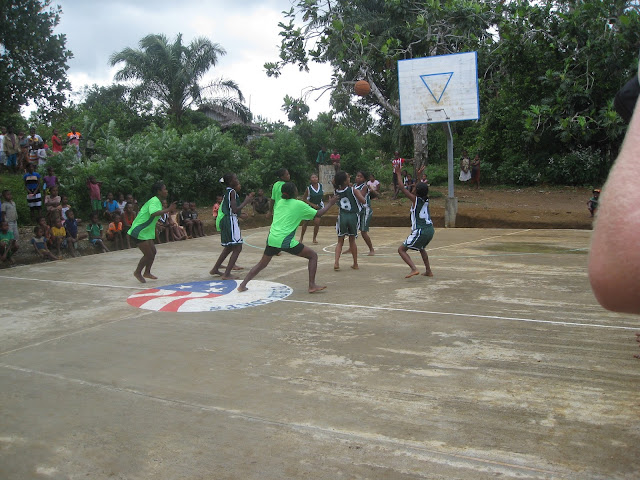 basketball court project peace corps