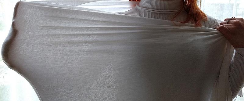 características de las telas elásticas