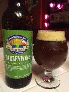 Green Flash Barleywine Style Ale 1