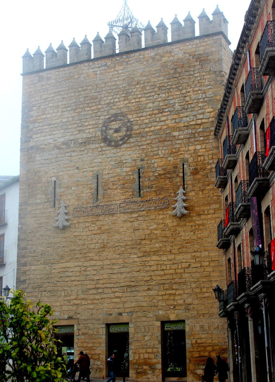Torre de Aliatares en Baeza