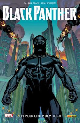 Marvel | Black Panther | Ein Volk unter dem Joch