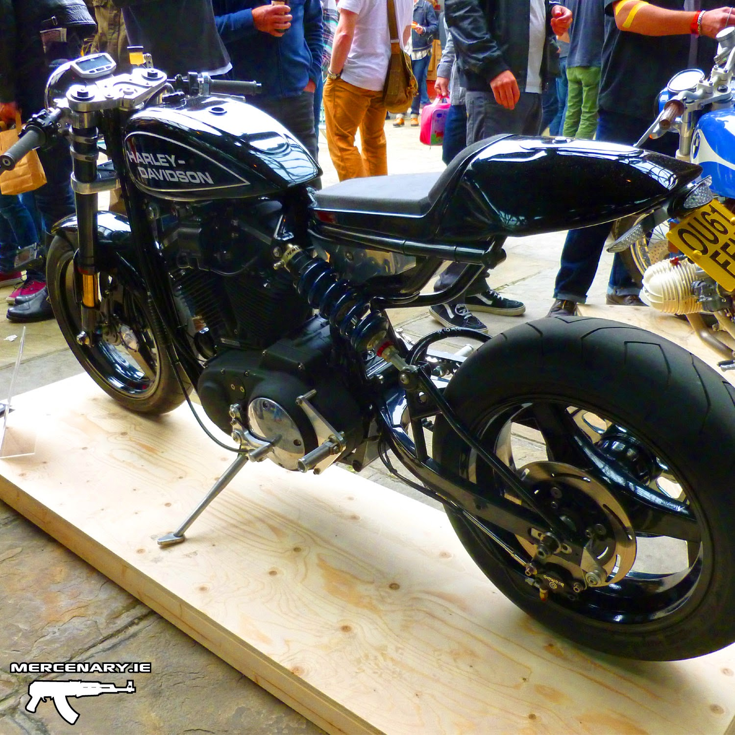 BSMC III - CRC Motorcycles Buell S1W