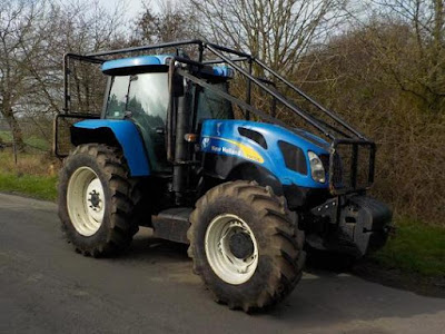 New Holland Agriculture Manual PDF: New Holland TVT135, 145, 155