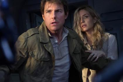 Sinopsis Film The Mummy 2017, Aksi Tom Cruise Melawan Mummy