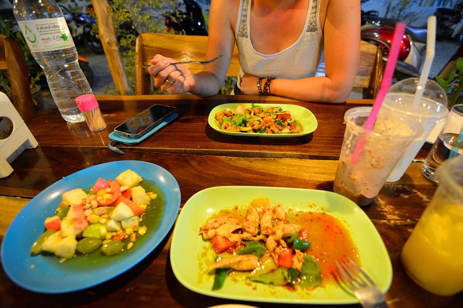 tajska kuchnia