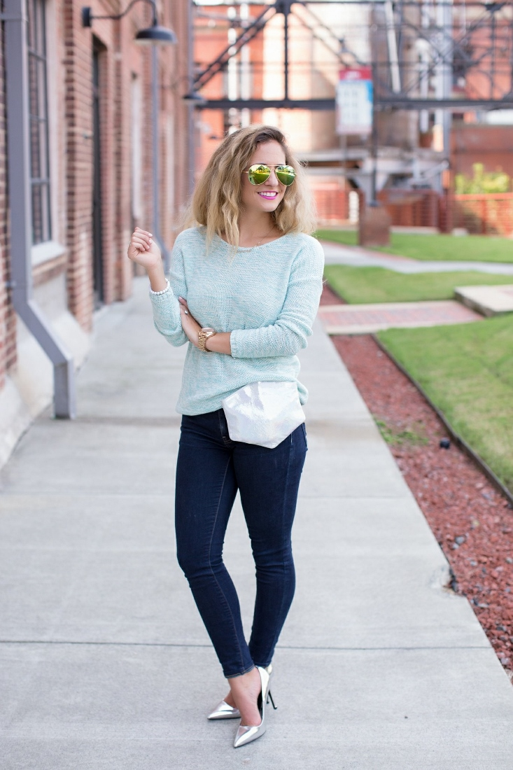 Dressy Casual Date night Outfit Idea