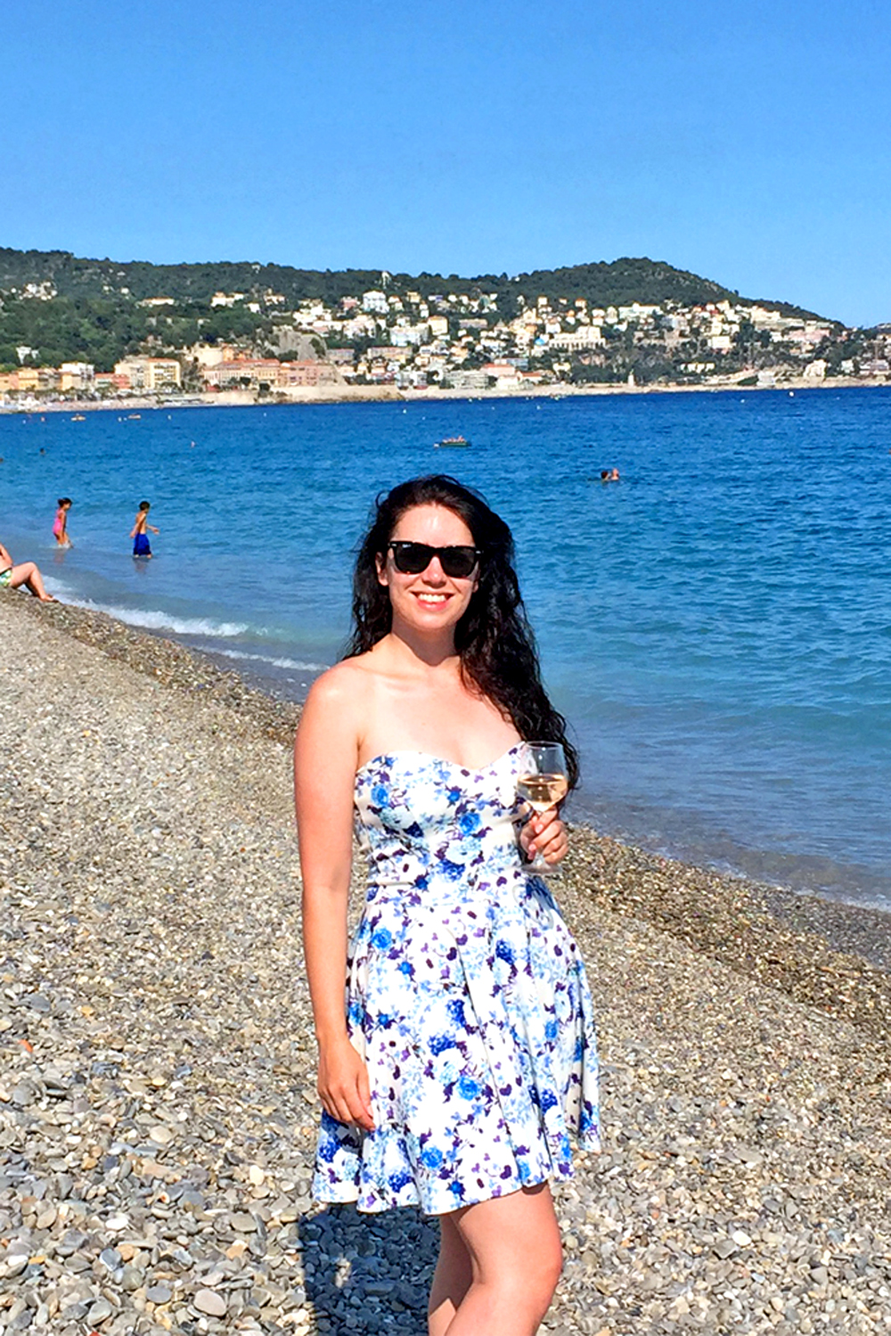 Le Voilier Plage, Nice - France travel & style blog