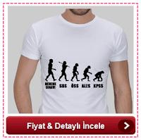 erkeğe t-shirt hediyesi