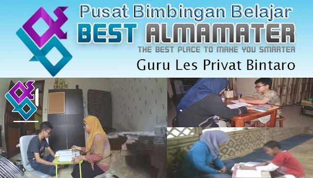 Pusat Bimbel Guru Les Privat Di Bintaro