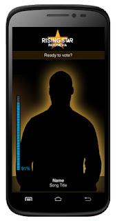 cara voting rising star indonesia