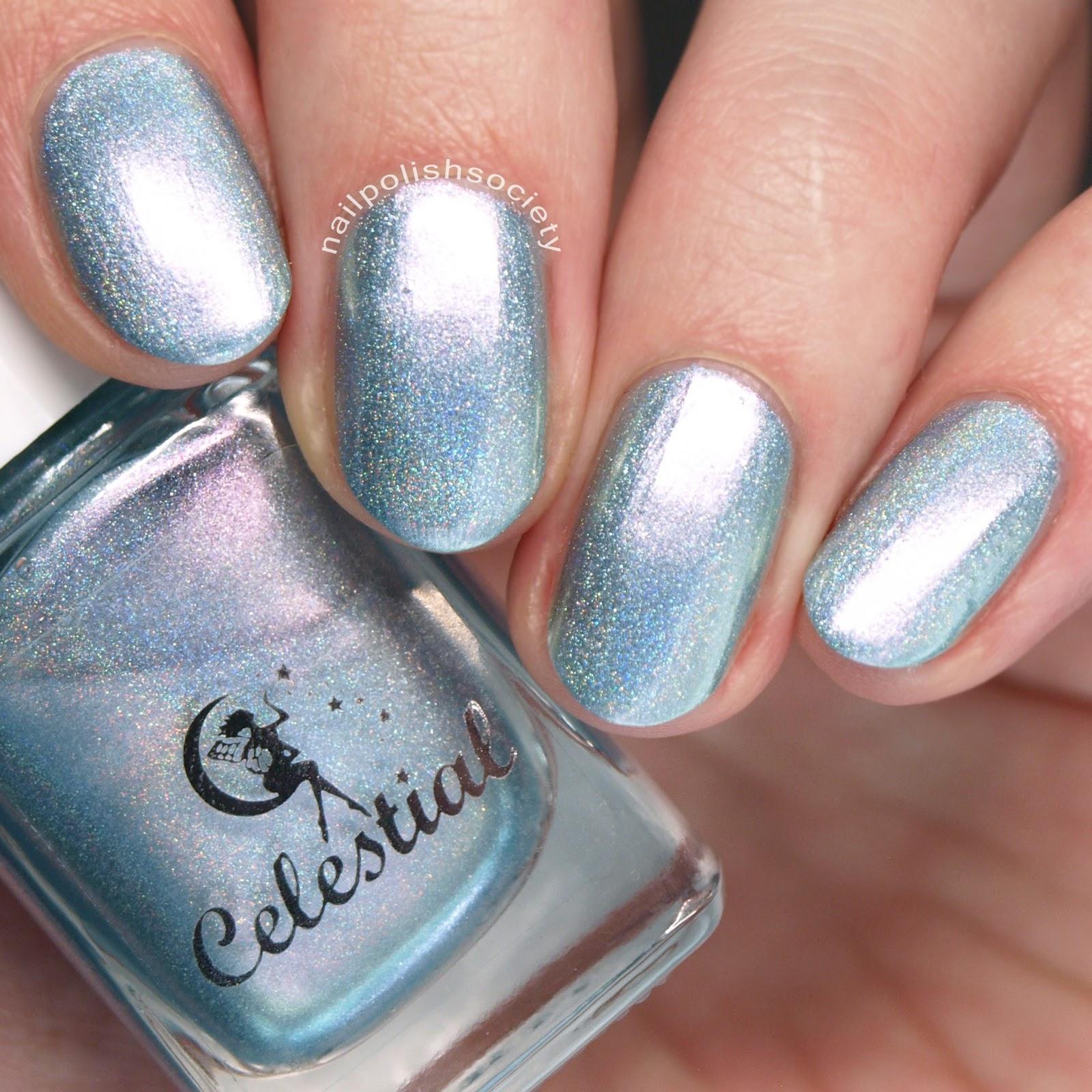 Nail Polish Society: Celestial Cosmetics January 2017 Releases