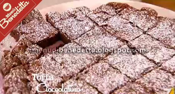 Torta Cioccolatino La Ricetta Di Benedetta Parodi