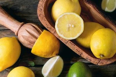 Cara Ampuh Atasi Ketombe Dengan Lemon