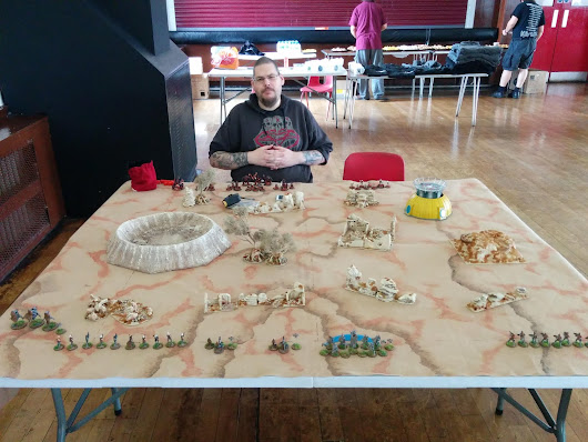 Beyond the Gates of Antares - Warlord HQ Antares Open Day 2018