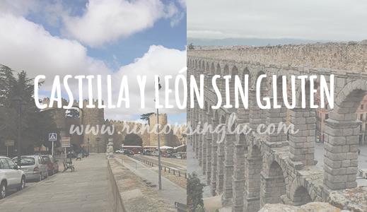 Castillla y León sin gluten