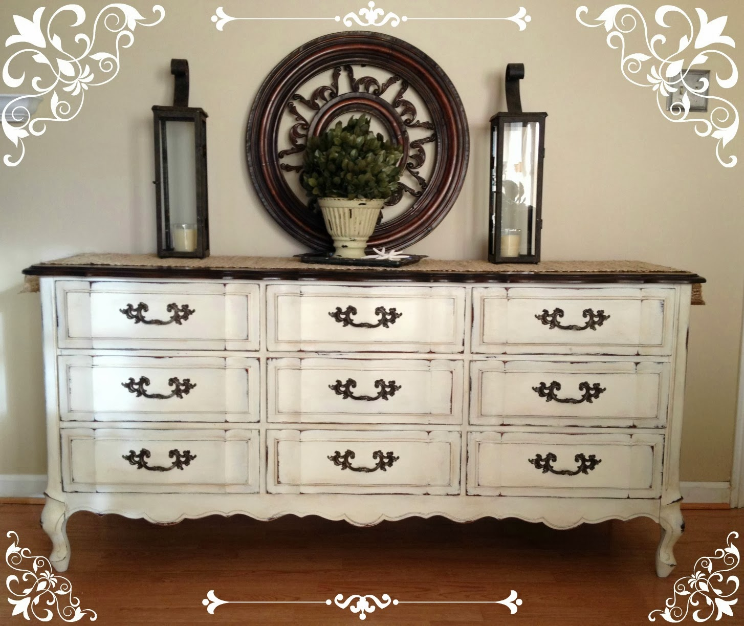 Vintage Country Style Get Inspired Before Amp After