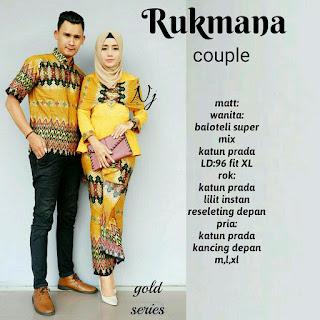 Batik Couple Rukmana