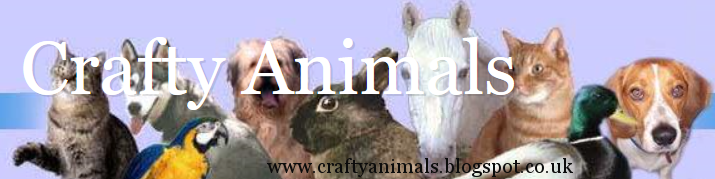 Dieren Challenge by Crafty Animals!