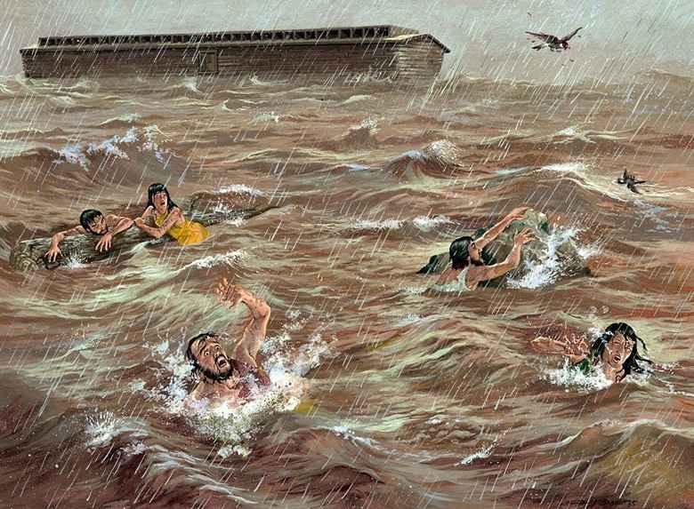 Misteri Kapal Nabi Nuh