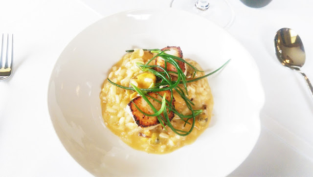 Crossbasket Castle Risotto