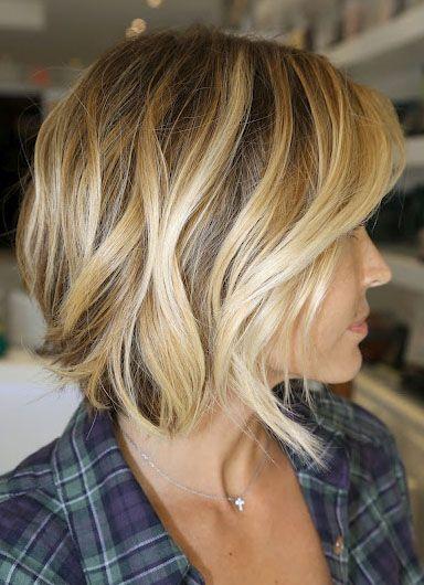 Ballayage For Short And Medium Hair The Haircut Web